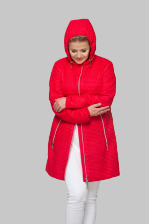 Ava Hood Rich Red 4